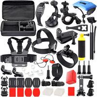 Kit Set Mount Accessories for Gopro Go pro hero 7 6 5 session 4 3+ 3/SJCAM/EKEN