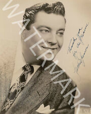 JACKIE GLEASON SIGNED 10X8 PHOTO, GREAT STUDIO SHOT IMAGE, LOOKS AWESOME FRAMED