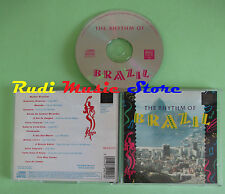 CD RHYTHM BRAZIL compilation 1991 JORGE BEN ELAINE MACHAD OEDO LOBO (C23) no mc