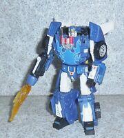Transformers Botcon SIDEBURN Deluxe Tfcc Collectors Club 2011 Figure