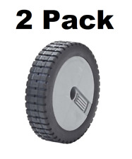 Push Mower Wheel Compatible with Murray 71132 71132MA 071132 2 PACK