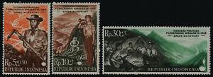 Indonesia B215-7 MNH Wirakarya Scout Camp, Boy Scouts