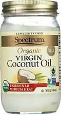 Spectrum Organic Virgin Coconut Oil -- 14 fl oz