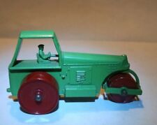 Matchbox Regular Wheel 1C Road Roller Light Green 1958