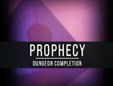 Destiny 2 Prophecy Dungeon Cheapest & Fastest recovery PC/CROSS-SAVE ALL CHESTS