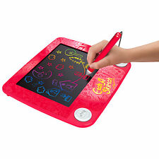 Magic Kids Freestyle Sketching Drawing Toy Pad Art Gift w/ Stylus + Stampers New