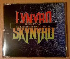 CD single promo only LYNYRD SKYNYRD Travelin' Man / Talked Myself Right Into It