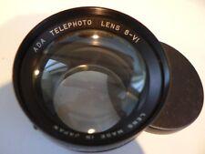 ADA Téléobjectif S-VI Lens-Japon Made-avec Lens Cap-Clean Bright Optics