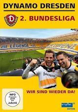 Dynamo Dresden 2. Bundesliga - Wir sind wieder da (2016) [DVD] - Neu