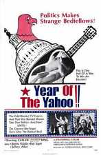 Year Of The Yahoo Poster 01 A2 Box Canvas Print