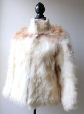 Vintage Mongolian Tibetan Fur Jacket Coat CLEAN and SOFT