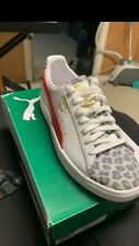 New Clyde Leopard Women's Sneakers Size 10