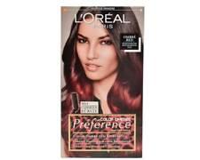 Loreal Preference Ombre Red zum Einbürsten, Coloriert Haarlängen 180ml