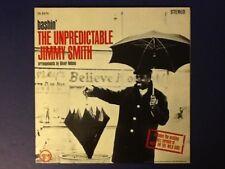 JIMMY SMITH~bashin',theunpredictable VERVE 1962 all ORIGINAL~VAN GELDER (LP) Ex