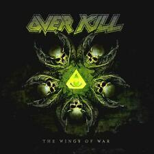 OVERKILL The Wings Of War (2019) Limited Edition digipak 11-trk CD NEW/SEALED