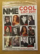 NME NOVEMBER 26 2011 LIAM GALLAGHER LANA DEL REY DAVE GROHL SERGE AZEALIA BANKS