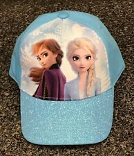 Disney Frozen II 2 Characters Youth Baseball Cap Hat