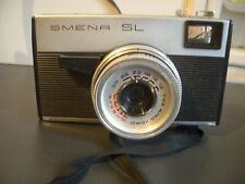 LOMO SMENA SL Vintage Soviet Russian 40mm Photo Film Camera Tasche Anleitung