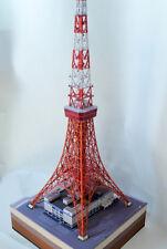 Tokyo Tower DIY Handcraft PAPER MODEL KIT