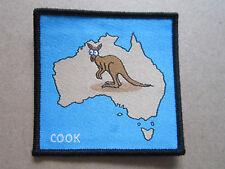 Cook Cloth Patch Badge Boy Scouts Scouting L3K D