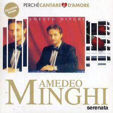 """AMEDEO MINGHI """"SERENATA"""" (COLLEZIONE PRIVATA)"""