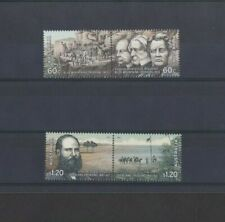 Australia  2012 Inland Explorers set MNH per scan