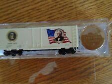 Micro-Trains N-Scale United States President Millard Fillmore 40' Boxcar + pin