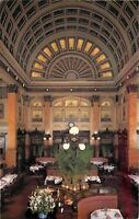 Pittsburgh Pennsylvania~Grand Concourse Restaurant~Interior~1960s Postcard