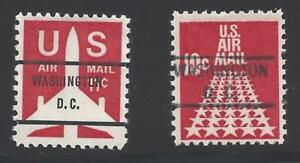 EFO-CONGRESSIONAL AIRMAILS MNH