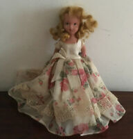 Gorgeous Vintage Bisque Nancy Ann Doll