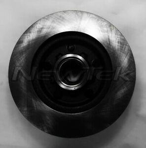 Disc Brake Rotor Front NewTek 5549