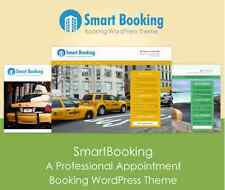 SMARTBOOKING - ONLINE APPOINTMENT BOOKING THEME FOR WORDPRESS