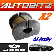 Para Jeep Patriot 2006-2010 X2 Trasero Anti Roll Bar D Bush L/R Reino Unido Envío rápido