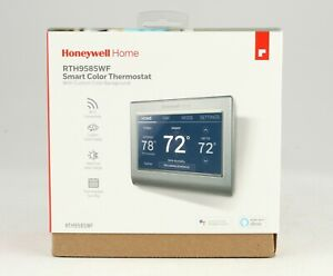 *Honeywell Home RTH9585WF Wi-Fi Smart Color Thermostat