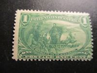 US #285 Mint Never Hinged - (W4) I Combine Shipping