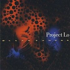 Project Lo Black canvas (1997, CAN) [CD]