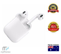 Brand New Apple AirPods Bluetooth Wireless Earphones-In Hand AU Stock Cheapest