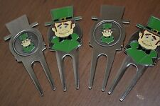 Golf Leprechauns Divot Tool and Ball Marker