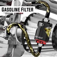 Aluminum Motorcycle Gasoline Filter Oil Filters Fuel Filter Prevent
