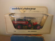 Camion di modellismo statico rossi serie Matchbox Models of Yesteryear