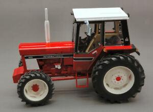 International Harvester 955 Dual Wheels Tractor 1:3 2 Model Replicagri
