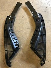 NEW OEM 2009-2015 NISSAN MAXIMA LEFT AND RIGHT SIDE BUMPER STIFFENER BRACKETS