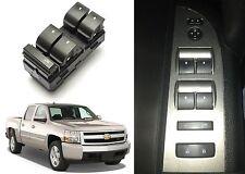 Replacement Drivers Side Window Switch For 2007-2013 Silverado Sierra New USA