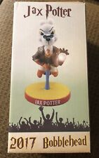 Jax Potter Bobblehead SGA Kokomo Jackrabbits Harry Rare Baseball New in Box