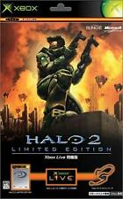 Halo2 Limited Edition Xbox Live Bundle Japan NEW