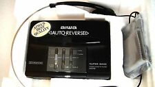 VINTAGE AIWA WALKMAN PERSONAL CASSETTE PLAYER HS-GS110