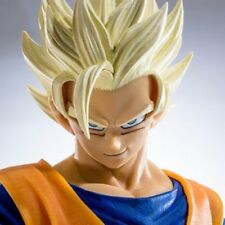 Dragon Ball - Super - Scultures Son Goku Saiyan 2 Right PVC Figure Banpresto
