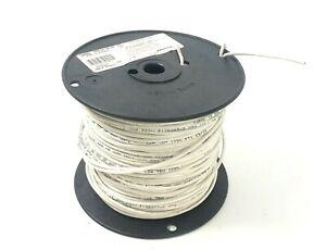 Carol Machine Tool Wire 16 AWG 500ft White 600V 76512.18.02