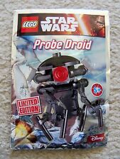 LEGO Star Wars - Super Rare - Probe Droid 911610 Foil Pack - Exclusive Promo