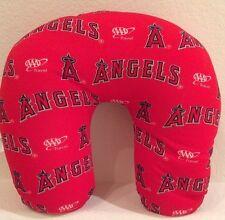 Los Angeles Angels Baseball Angels Travel Pillow 8/18/2015- SGA - New